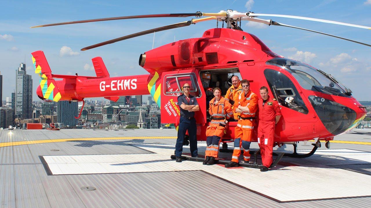 Voordelen van Air Ambulances